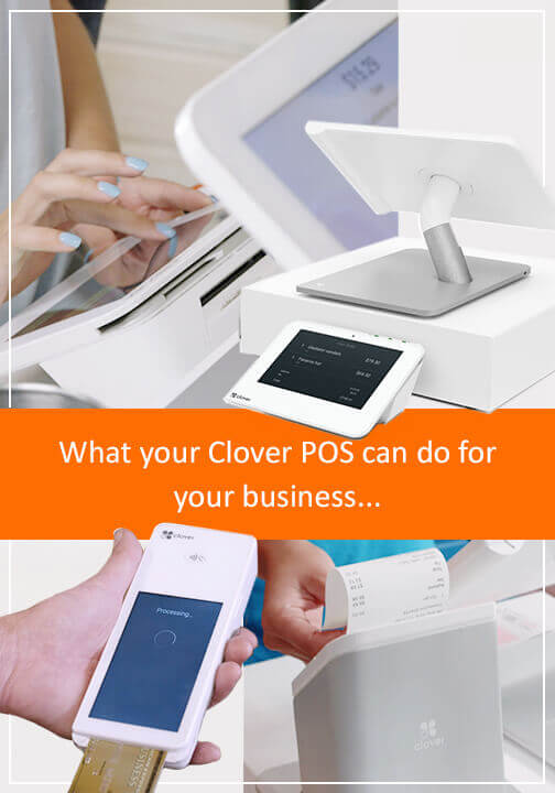 Business POS systems clover