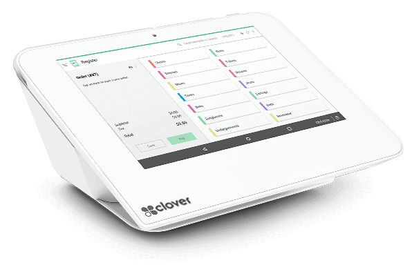 Clover Mini POS System by The TCP Store