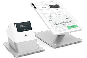 Clover Station POS Device