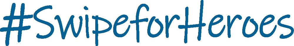 Swipe for Heroes Logo